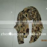 Wrinkle Scarf From Zhenbang Factory
