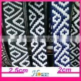Factory directly sale jacquard ribbon embroidery ribbon ethnic ribbon