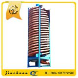 Ore beneficiation machine gravity spiral chute