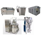Factory Plant Ginger Powder Production Line Ginger Slicer Machine