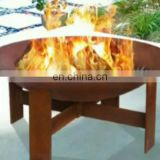 Home&Garden decoration fire place,steel bowl fire pit,outdoor warming built in fire pit