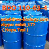 factory sell BDO 110-63-4 1,4-BD supplier  sale6@ws-biology.com skype: sale6_177