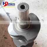 Diesel Engine Cast Iron 3TNE84 3D84-2E Crankshaft