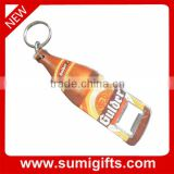 2016 creative popular bottle opener/ bottle shaped bottle opener/bag shaped bottle opener
