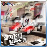 Mini Qute RC remote control flying Helicopter Quadcopter Headless 5.8G Image transmission 3D tumbling electronic toy NO.Q282G