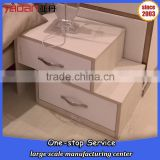 guangzhou hotel furniture bedroom wooden bedside table                                                                         Quality Choice