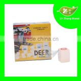 1/4OZ 1/8OZ Hot Sale 96% Pure Fly Deer Brand Solid Refined Camphor Tablets/Piece/Balls/Block