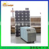China cheapest wholesale price of Off-grid 480W portable solar power system for small homes with lowest shipping cost