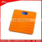 Best Quality Wholesale silicon platform non-slip Electronic Bathroom Weighing/Digital Scale