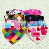 8 colors dog bibs Dog Collar Bandana pet bandana Dog pet triangular bandage /accessories pet products                                                                         Quality Choice