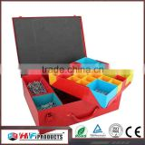 lock cylinder tool box , heavy duty safe box
