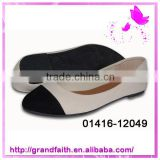 High Quality Factory Price ladies low heeled formal shoes