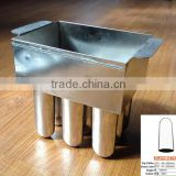 Stainless Steel MINI Home Made Ice Cream Popsicle Maker                                                                         Quality Choice