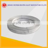 Nickel alloy strip braking resistor tape