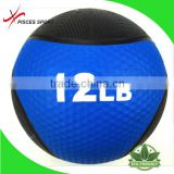 Natural rubber slimming weight ball