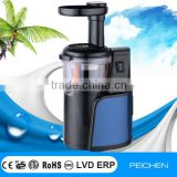 Commercial Cold Press Juicer with multi-Voltage and multi-plug