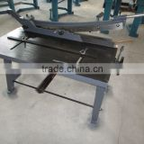 Factory Price Of Hand Guillotine Shear