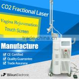 640-1200nm Eye Wrinkle / Bag Removal Hotsale CO2 Fractional Acne Removal Laser Vaginal Tightening Aesthetic Equipment Sun Damage Recovery