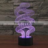 Nightlight/ personalized gift table lamp/ 3D decorative table lamp