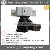 New Products!! OEM NO.6001547893 auto engine mounting for RENAULT LOGAN 1.4l/1.6l 2004-2009