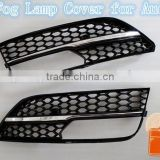 Exterior parts For 2013 Audi A3 RS3 Fog Lamp Cover Bumper front Grille