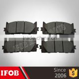 Ifob Car spare parts Chassis Parts Front Break Pads For Toyota CAMRY ACV40 2AZFE 04465-33450