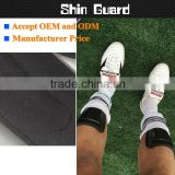 Custom Super light weight carbon fiber soccer shin guard