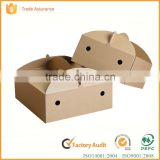 High quality hot sale corrugated fruit box elegant packaging custom-made gift box fruit box                                                                                                         Supplier's Choice