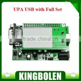 UPA USB Serial Programmer Full Package V1.3.0.14 Popular Eeprom Universal Chip Programmer auto ECU Tool In stock