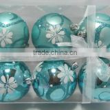 Christmas decorations Christmas Pendant Christmas tree ornaments Snowflake light pattern Ornaments