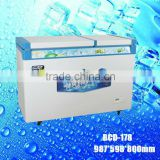 BCD-178 162L icebox chamber Double temperature freezer and refrigerator half freezer half refrigerator