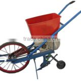 2015 new type manual hand corn planter and push seeder
