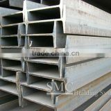 h shape steel beam, construction structural steel beam, section beam for sale (Q235, Q345, SS400, A36, St37-2, etc)
