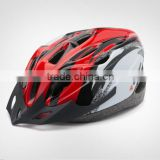 Wholesale Alibaba Red New Cycling Bike Sports Safety Bicycle 18 Holes Adult Men Helmet with Visor                                                                         Quality Choice