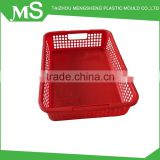 Competitive Price High Precision Trade Assurance Plastic Food Basket