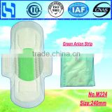 Lady anion pads for women factory in China
