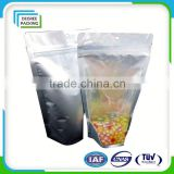 customized design plastic packaging bag retort pouch laminated plastic food packaging bag