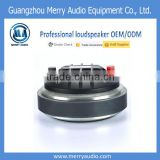 44mm 1.7'' Professional compression driver pa speaker tweeter audio system driver with 60W RMS