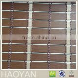 rolling up standing pvc strip blinds