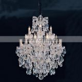 Antique Egyptian Crystal Chandelier Lighting Table Top Chandelier Centerpieces for Weddings