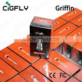 GeekVape Griffin Tank with the biggest deck and Clapton coil compatibility Griffin RTA In Stock