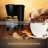 coffee maker Drip coffee maker Household automatic American-style coffee pot 110v or 220v mini coffee maker