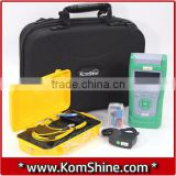 Optic Fiber Test ToolKit 500M SM Launch Cable QX40 OTDR Box Fiber Rings Low Price                                                                         Quality Choice