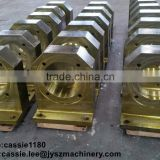 bearing seat for hot strip mill rolling mill