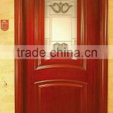solid wood doors(wooden bifold doors/arch interior doors frame)