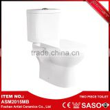 China Wholesale Floor Mounted European New Model Pedestal Water Closet Brands