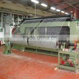 stainless steel chain link fence machine spiral wire mesh machine spiral wire knitted machine