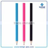 cute novel cheap fancy pencil shape pen pen and Wood pencil set                                                                                                         Supplier's Choice