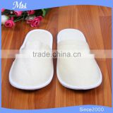100% Cotton Terry Towel Disposable Hotel Slipper