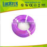 High temperature PFEP,PFA,PTFE UL insulated Teflon Cable with UL approval